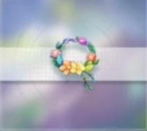 花輪ブレスレット