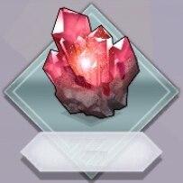 赤進化素材原石