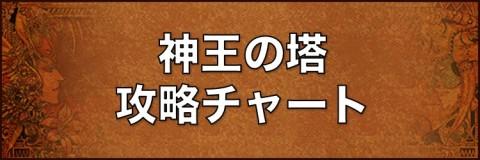 神王の塔攻略チャート