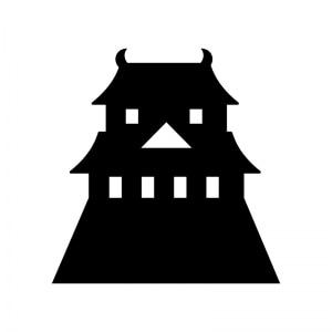 城のアイコン