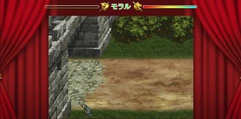 疾風陣で弓兵が城の壁に引っかかる現象