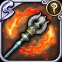 (火)霊銀の杖
