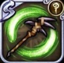 (風)砂龍の杖
