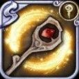 (光)精霊石の杖