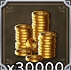 30000オーラム