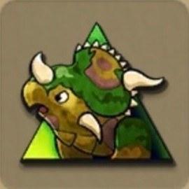 エンブレム恐竜
