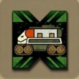 エンブレム特殊工作車