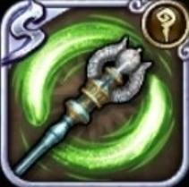 霊銀の杖(風)