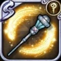 白銀の杖(光)