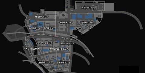 横浜全体図