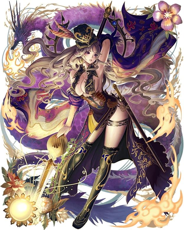 黄貴妃【勇猛なる寵姫】の最新評価