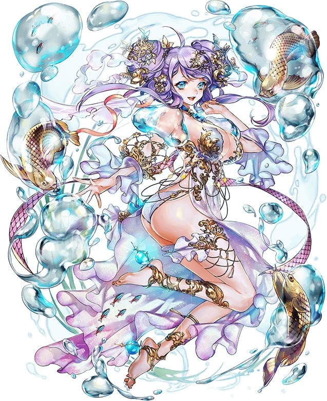 洛嬪【洛水の女神】の最新評価