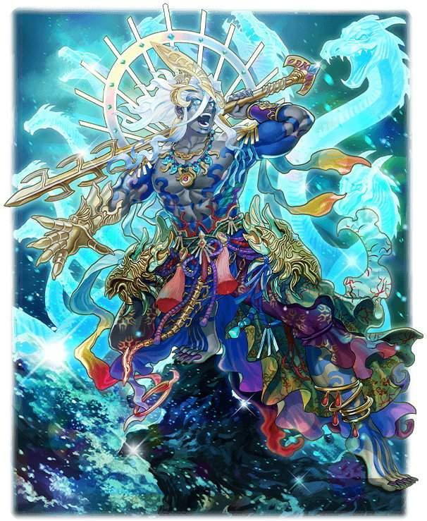 スサノオ【荒ぶる英雄神】の最新評価