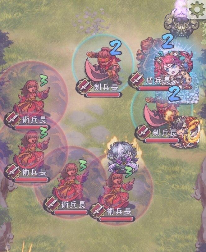 戦神剣ステージ3
