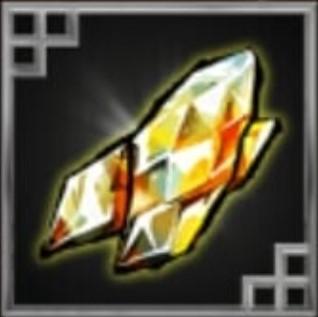金福水晶のかけら