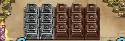 チョコブロック