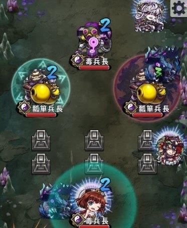 趙昂降臨ステージ4