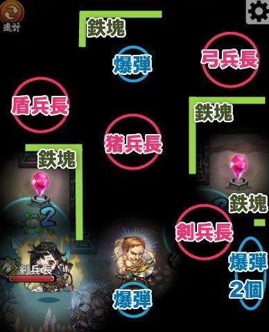徐庶降臨ステージ1