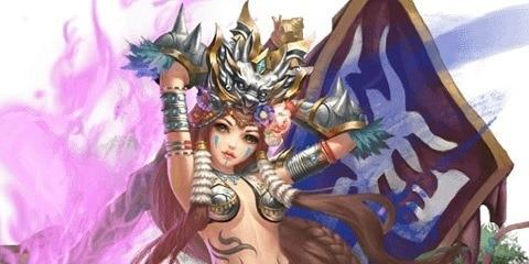 馬姫【錦の娘】