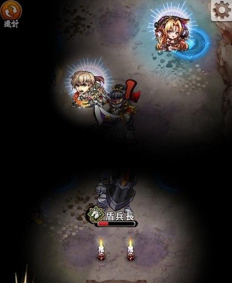 屍の王ステージ4-2