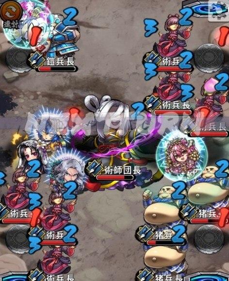 天津甕星降臨ステージ4-2