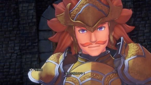 黄金の騎士ロキ2