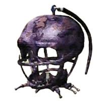 骨のカンテラ