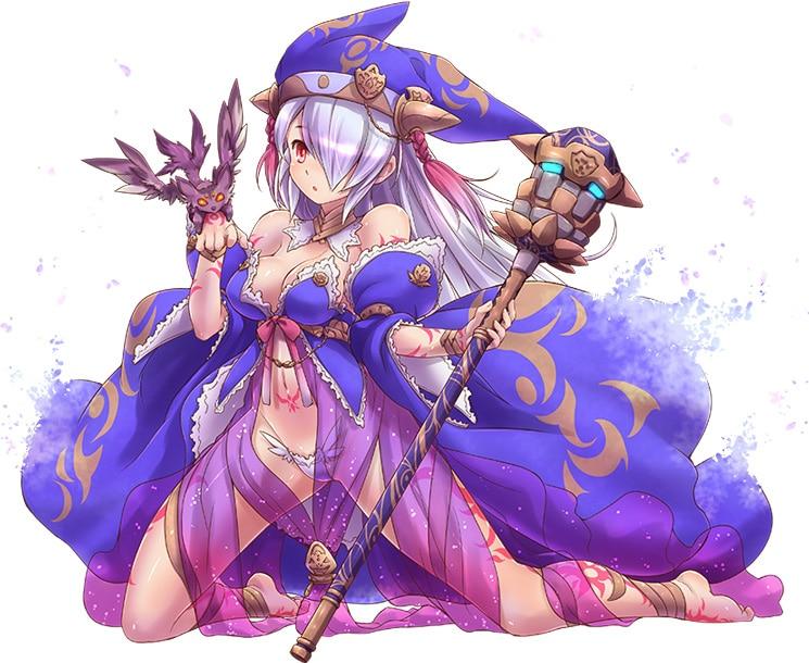 呪術師エヴァの評価と性能/スキル覚醒