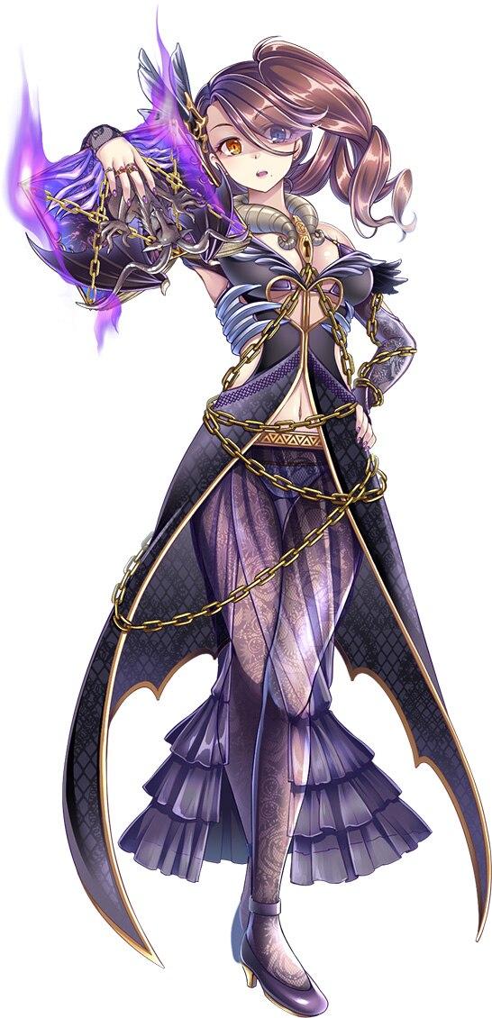 悪魔召喚士ヴェルティの評価と性能/スキル覚醒
