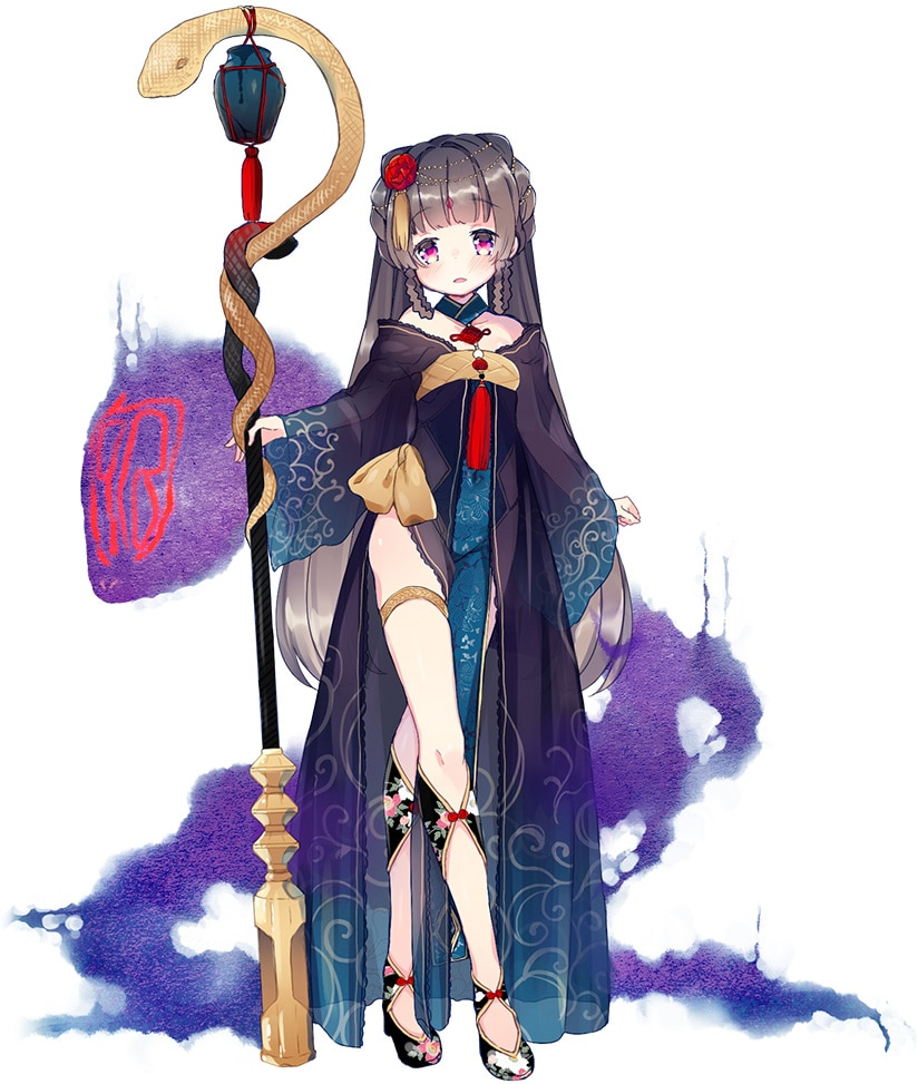 蛇霊の呪術師オロチヒメの評価と性能/スキル覚醒