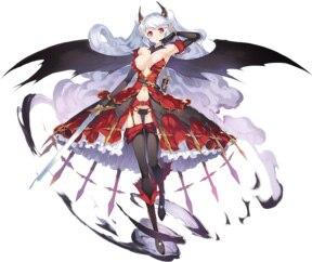 紅血の皇女シルヴィア
