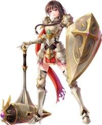 聖鎚闘士ミランダの評価と性能/スキル覚醒
