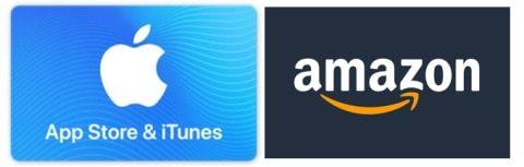 iTunesとAmazon
