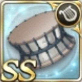 沙都子の太鼓