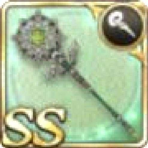 森神の祭杖