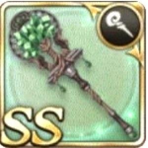 露命の樹杖
