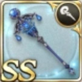 雨雫の籠杖