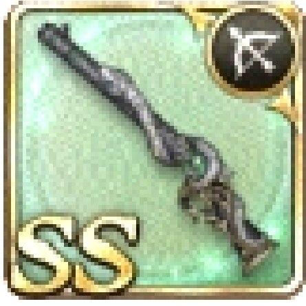 蛇神の守り銃