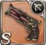 連弾掃射の短銃
