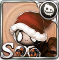 クリスマスゴースト火