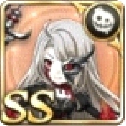 焔杖の幽姫ルミナ