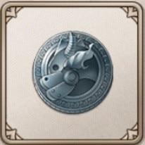 ブリキメダル