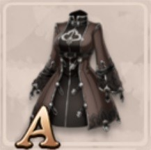 黒石の拘束衣