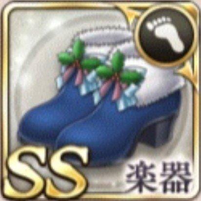 クリスマス靴