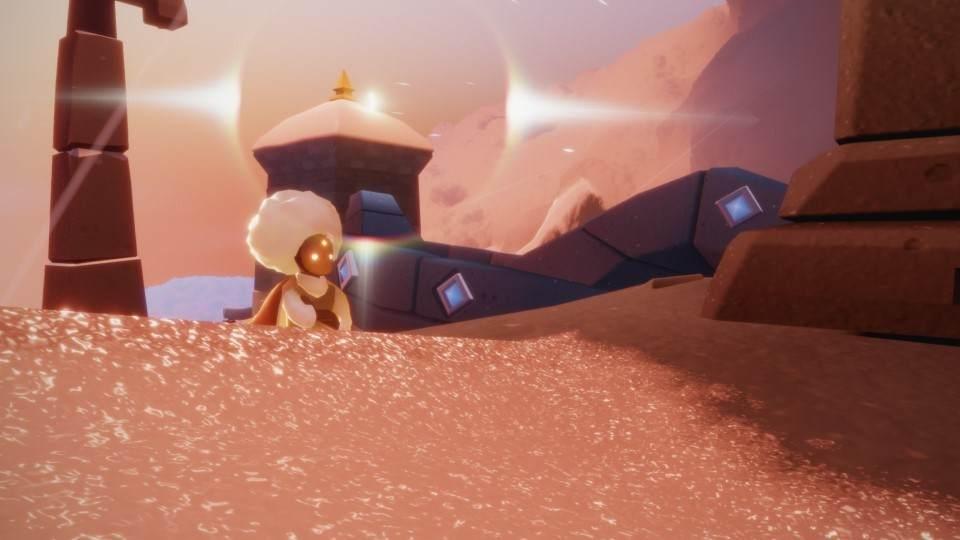 夢見の里の光の翼3