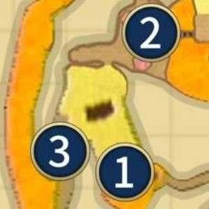 フロルのサイレンマップ