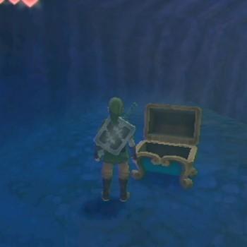 フロリア湖宝箱2
