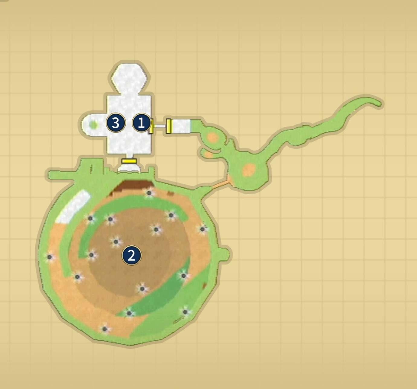封印の地マップ