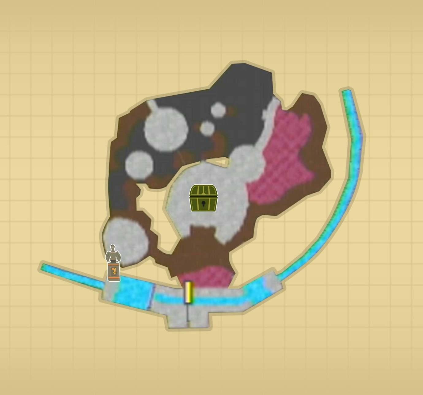 古の大石窟B1