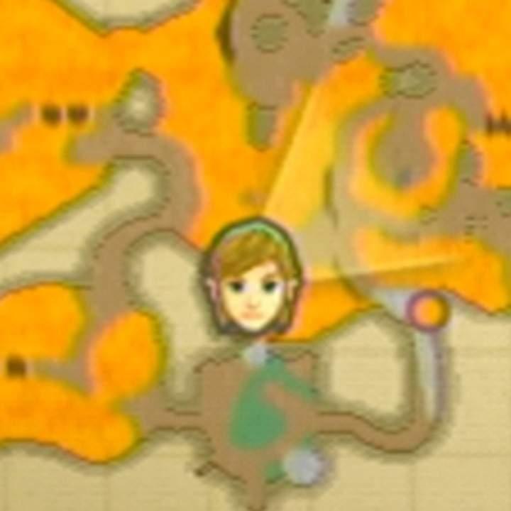 オルディン火山宝マップ1